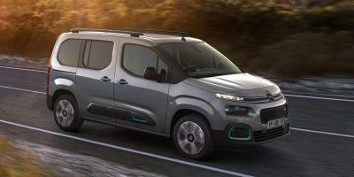 Nuovo Citroën ë-Berlingo. Ordinabile in Italia