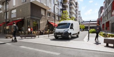 Ordinabile in Italia Nuovo Citroën ë-Jumper Elettrico