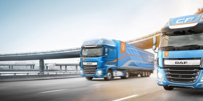DAF CF e XF: vittoria all'International Truck of the Year 2018