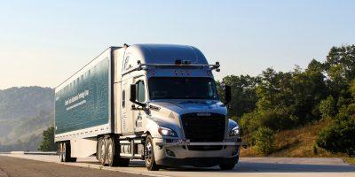 Daimler Trucks porta su strada la guida autonoma