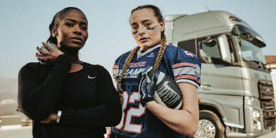 Donne STRAordinarie, la campagna di Ford Trucks e We Are Female Athletes