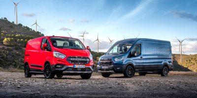Ford Tourneo e Transit Connect: nuovo allestimento Active