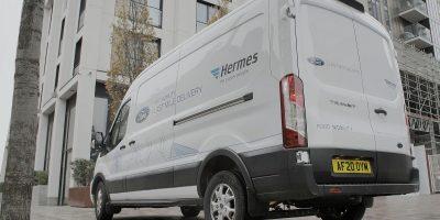 Ford e Hermes. Insieme per consegne veloci e sostenibili