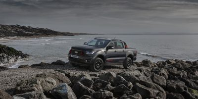 Ford Ranger Thunder, il pick-up best seller in edizione limitata