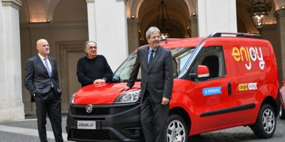 Enjoy Cargo: arriva il van sharing