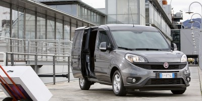 "Nuovo Fiat Doblò Cargo è ""Light Van of the Year 2016"""