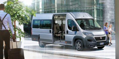 Fiat Ducato: arriva il Minibus