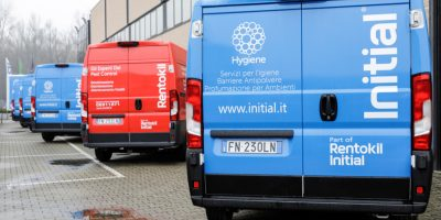 Furgoni Fiat: Rentokil Initial Italia rinnova la flotta