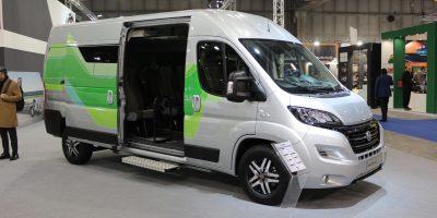 Fiat Professional a Transpotec Logitec 2019