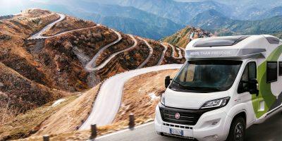 Fiat Ducato miglior base per i camper 2018