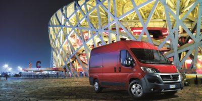 Fiat Ducato: ritocchi alla gamma 2018