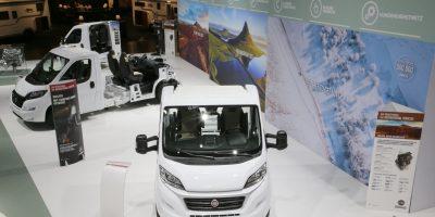 Fiat Professional al Caravan Salon Düsseldorf 2018