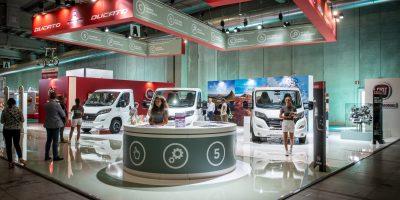 Fiat Professional al Salone del Camper 2018