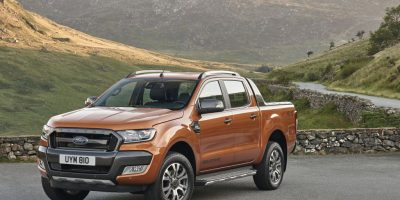 Ford Ranger 2.0TDCi Super Cab XL