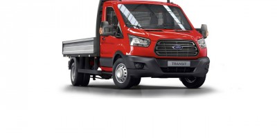 Ford Transit Chassis Cab.Singola 350 2.2 155CV 4WD