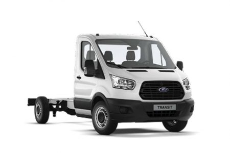 Ford Transit Chassis Cabina Singola