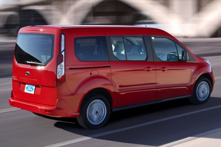 Ford Transit Connect Combi