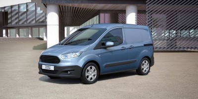 Ford Transit Courier 1.0 EcoBoost 100 Van Entry