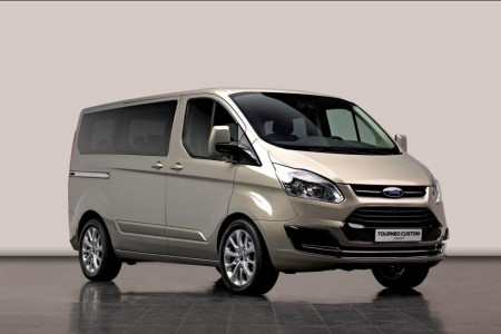 Ford Transit Custom Combi