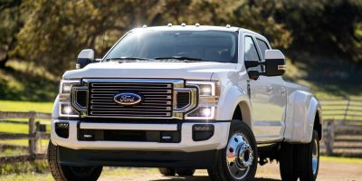 Ford Super Duty: tempo di restyling