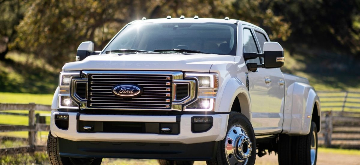 Ford F-Series Super Duty restyling
