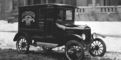 Model TT, il primo veicolo commerciale Ford compie 100 anni