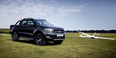Ford Ranger: arriva la Black Edition