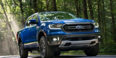 Ford Ranger FX2 Package: il pick-up off-road a trazione posteriore