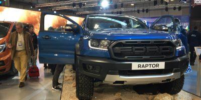 Ford a Transpotec Logitec 2019