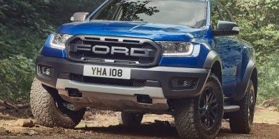 Ford Ranger Raptor: le foto e i dati