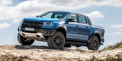 Ford Ranger Raptor: tutti i dettagli del pick-up Ford Performance