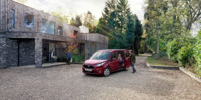 Ford Tourneo Connect: tempo di restyling