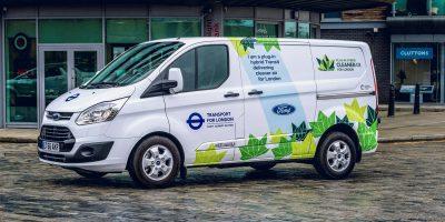 Il futuro dei veicoli commerciali Ford passa dall'elettrificazione