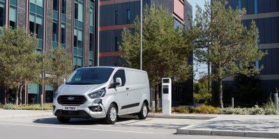 Ford Transit Custom e Tourneo Custom Plug-In Hybrid: tutti i dettagli
