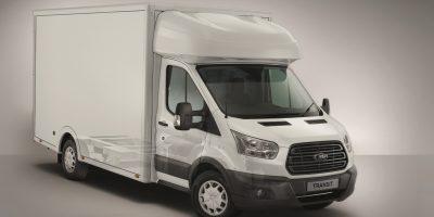 Ford Transit Skeletal: arriva il telaio ribassato