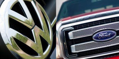 Volkswagen e Ford insieme per veicoli commerciali e pick-up