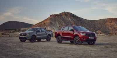 Ranger Stormtrak e Ranger Wolftrak, edizioni limitate del pick-up Ford