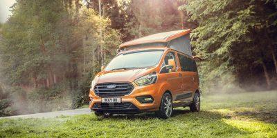 Il Ford Transit Custom Nugget al Salone del Camper 2020