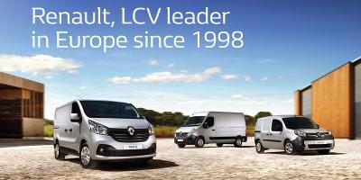 Renault Business, 100 anni di veicoli commerciali