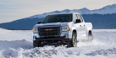 GMC Canyon 2021: tempo di restyling