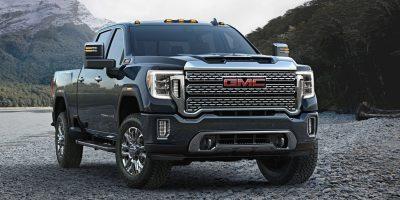 GMC Sierra HD: le foto e i dati del pick-up statunitense