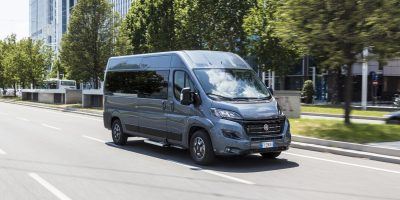 Fiat Professional, la prova su strada del nuovo Ducato