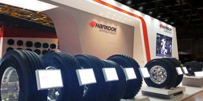 Hankook: pneumatici ricostruiti ad Autopromotec 2017