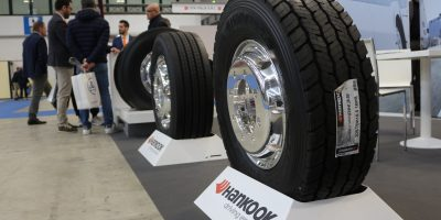 Hankook a Transpotec Logitec 2019