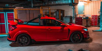 Honda Civic Type-R: ecco la versione pick-up