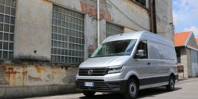 Volkswagen Crafter 2.0 TDi 140cv, la prova del furgone tedesco