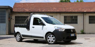 Dacia Dokker pick-up, la prova del pick-up compatto ed economico
