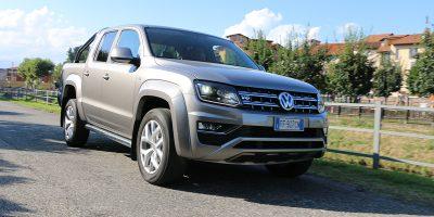Volkswagen Amarok, la prova della versione 3.0 V6 da 224 CV