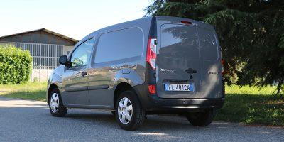 Renault Kangoo Express 1.5 dCi 90 EDC, il test drive del furgone compatto