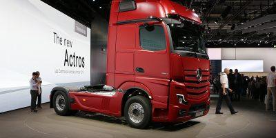 Mercedes al Salone di Hannover 2018